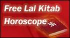 Click Here For Free Lal Kitab Horoscope